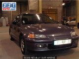 Occasion HONDA CIVIC NEUILLY SUR MARNE