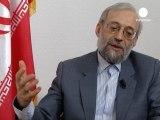 Larijani parla a euronews del dopo Ahmadinejad
