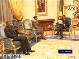 La ministre des affaires étrangères du Rwanda reçue par le Chef de l'Etat