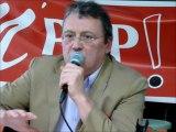 """12-Colloque M'PEP """"Pour une République du droit opposable à l'emploi"""" - Réponses de Serge Truscello & Jacques Nikonoff - le 10 mars à Lyon."""