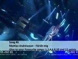 Sweden Melodifestivalen Eurovision 2012 Final