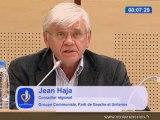 Intervention Jean Haja pacte pour l'emploi et formation professionnelle 24-02-12