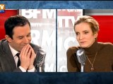 """Sarkozy devant Hollande au 1er tour : """"la démarche de Nicolas Sarkozy est reconnue"""" estime NKM"""