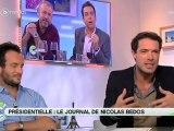 Nicolas Bedos se lâche sur Gérard Depardieu, Carla Bruni, Nicolas Sarkozy...