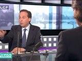"""Ça  pue ! "" lance Jean-Christophe Lagarde contre François Hollande"