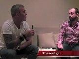 Συνέντευξη Στέλιος Ρόκκος στο Thesout.gr