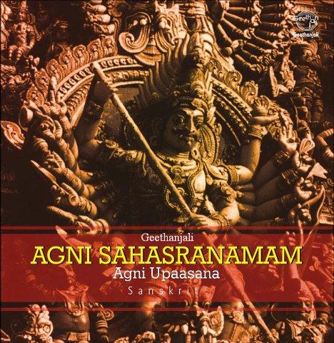 Agni Sahasranamam — Sanskrit Spiritual