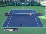 Indian Wells - Sharapova sigue adelante