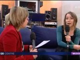 France 3 - Plein Centre du 9 mars 2012 - reportage sur les musiques actuelles