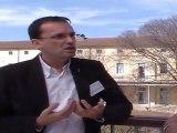 Interview du père Eric Poinsot lors de la rencontre des animateurs de la Pastorale des Jeunes à Nîmes