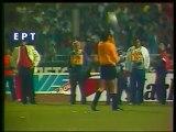 1988 Παναθηναϊκός-Ολυμπιακός 2 -2