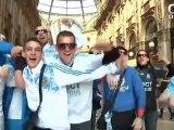 """A Milan, """"on est chez nous !"""""""