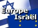 C'est bien, c'est déjà bleu, il n'y a plus qu'à changer les étoiles des 12 apôtres (ou douze tribus d'Israël) - Séance d'inauguration du Parlement Juif (sioniste) Européen à Bruxelles - c'est quoi ce délire ?? - Shabbat shalom