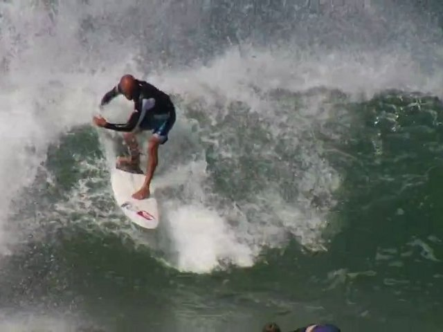 Kelly Slater In Surprise Excitement Party