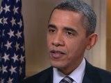 Presidential Obama Febuary 12 2012 Interview--WHOTV Des Moines , Iowa