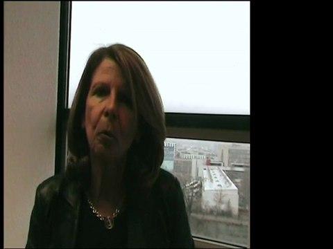 Isabelle Caullery - Présidente du Groupe de la Majorité Départementale