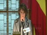 """Barcina: """"Objetivo, crear una sociedad plural y democrática"""""""