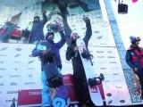 TTR Burton US Open Halfpipe and TTR Tour Finale - White, Clark, Sadar, Iouri, Sandbech