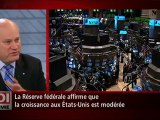 RDI Economie- Entrevue avec François Dupuis