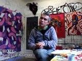« Smells like hip hop », série documentaire de Mr Rocket, sur Canal Street. Extrait de l'épisode 3, La Chapelle.