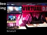 D8 Cool equipment for virtual dj dj controllers Virtual video mixing laser lighting equipment Beamz