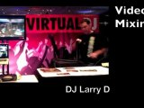 Cool fun laser fun equipment Virtual DJ control pcdi cue video mixing loops FX beats CA NY  Beamz
