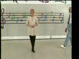 Samba, samba danse, cours danse dvd, samba cours, (démo).