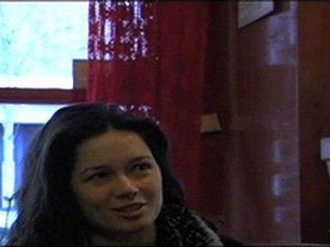 Stéphanie Reynaud dans Pygmalion 20 Ans - Court métrage (réal Pascal Luneau)