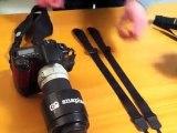Kickstarter Update Split Straps for both gliding and non-gliding camera straps