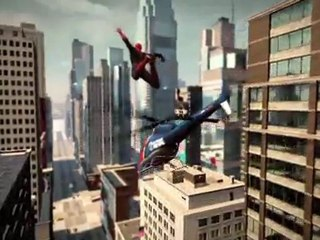 Playground Trailer de The Amazing Spider-Man