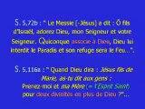 CHRETIENS ET JUIFS DANS LE CORAN 10 11   Ce que le coran dit réellement d'eux - YouTube