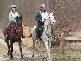 Equitation: les images de la finale départementale au centre équestre d'Agnetz