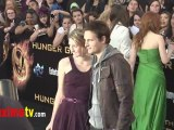 Peter Facinelli THE HUNGER GAMES World Premiere Arrivals