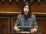 8 février 2012 - Intervention de Virginie KLES dans le débat suivant la Question Orale de Mme ESCOFFIER sur le droit à la protection de la vie privée