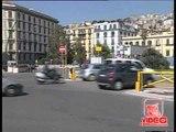 Napoli - Al via il nuovo dispositivo traffico per l'America's cup (14.03.12)