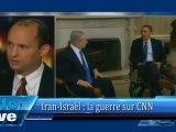 Iran-Israël : la guerre sur CNN