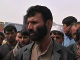 Afghans demand justice for massacre victims