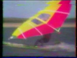 BIRDSAIL 1982 Roland LE BAIL Baie de PLOUHARNEL Morbihan