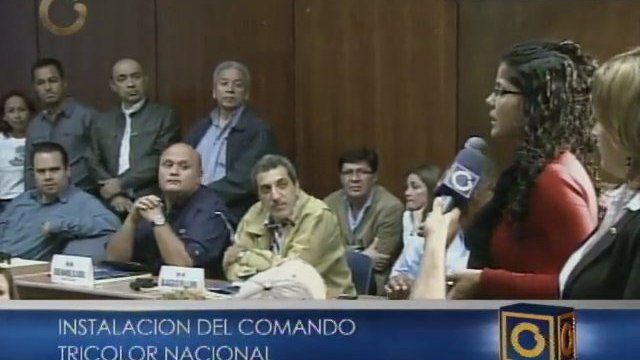 Capriles a reportera de VTV: Voltea pa que te enamores