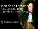 Fables de La Fontaine - La colombe et la fourmi