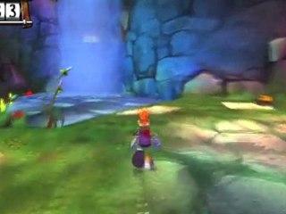 Worlds Trailer de Rayman 3 : Hoodlum Havoc