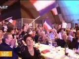 """Marine Le Pen dénonce """"la dictature du malheur"""""""