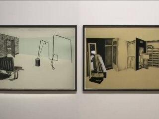 Tatiana Trouvé - Polder - 2001 - Parole d'artistes