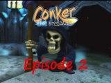 Conker Live & Reloaded Episode 2 : la souris qui voulait ce faire plus grosse que le bœuf