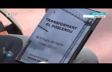 """TRANSFORMANT EL POBLENOU"" (Infobarris BTV)"