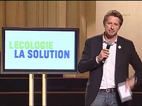 Yannick Jadot : Sarkozy et le gang des postiches