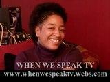 UK Soul Sista, Julie Dexter interviews with Jermaine Sain of When We Speak