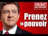 Le 18 mars 2012 , reprenons la Bastille ! - Jean Luc Mélenchon - Le Parti de Gauche : écologie - socialisme - république / prenez le pouvoir / élection présidentielle française 2012 - Place au Peuple