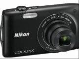 Nikon COOLPIX S3300 16 MP Digital Camera Preview | Nikon COOLPIX S3300 16 MP Digital Camera For Sale