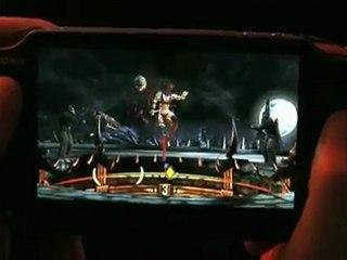 PS Vita Trailer 2  de Mortal Kombat 9